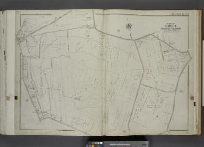 Part of Ward 3. [Map bound by Richmond Turnpike,      Darcys Lane, Willow Brook Road (Gun Factory RD), Bradley Ave, Manor Road (Egbert Road), Rockland RD, Forest Hill Road (Port Richmond RD), Hotel Ave]