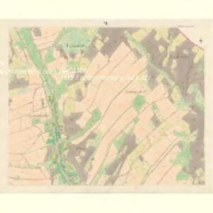 Heinrichswald (Kilerzow) - m1110-1-005 - Kaiserpflichtexemplar der Landkarten des stabilen Katasters