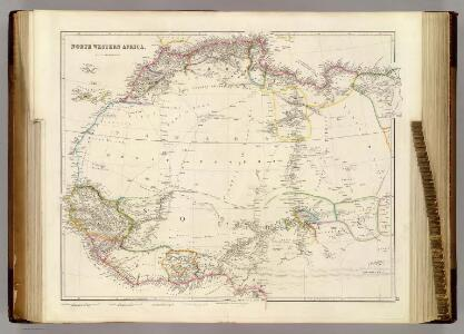 North Western Africa.