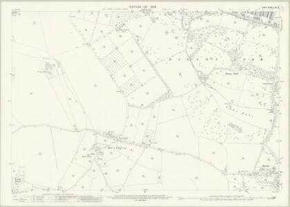 Kent VIII.3 (includes: Bexley; Chislehurst and Sidcup) - 25 Inch Map