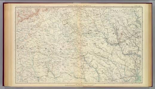 Gen. map VIII.