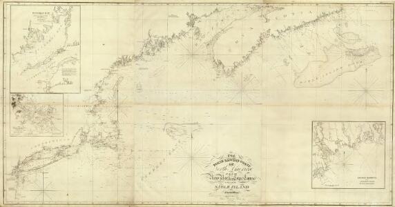 Composite: NE coast North America, N.Y. to Cape Canso.