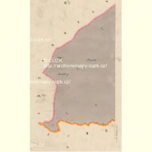 Rumburg - c6626-1-001 - Kaiserpflichtexemplar der Landkarten des stabilen Katasters