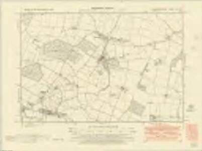 Huntingdonshire XXI.SW - OS Six-Inch Map