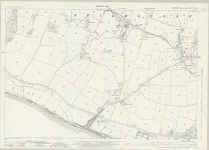 Hampshire and Isle of Wight XCVII.2 (includes: Brixton) - 25 Inch Map