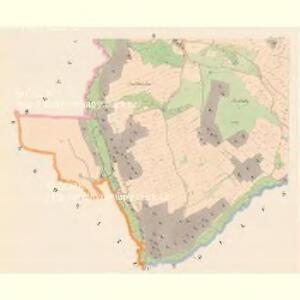 Jakubin - c2736-1-002 - Kaiserpflichtexemplar der Landkarten des stabilen Katasters
