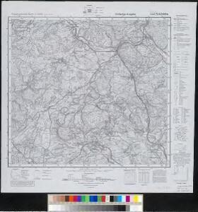 Meßtischblatt 6408 : Nohfelden, 1939