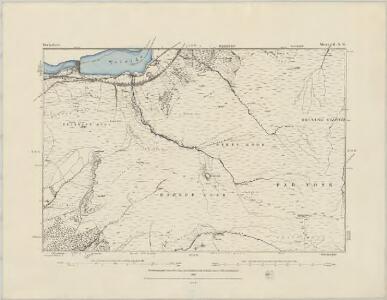 Derbyshire III.SE - OS Six-Inch Map