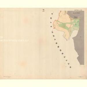 Kunass - c3705-1-006 - Kaiserpflichtexemplar der Landkarten des stabilen Katasters
