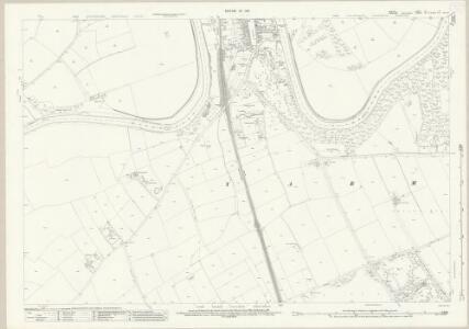 Durham LVI.15 (includes: Aislaby; Castle Leavington; Egglescliffe; Ingleby Barwick; Kirk Leavington; Yarm) - 25 Inch Map
