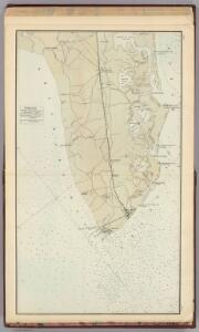 (Coast section no. 6. Sea Island to Cape May Point)