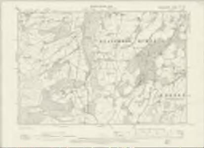Denbighshire XIX.SW - OS Six-Inch Map