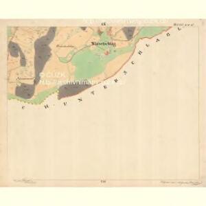 Kaltenbrunn - c7498-1-012 - Kaiserpflichtexemplar der Landkarten des stabilen Katasters