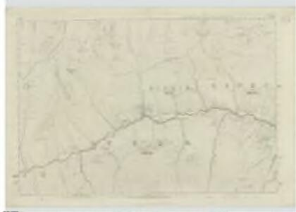 Perthshire, Sheet LXVII - OS 6 Inch map