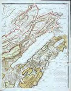 Carte de la Suisse romande, 2