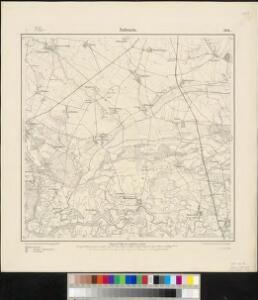 Meßtischblatt 2134 : Sulencin, 1890