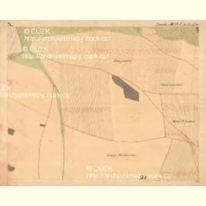 Grussbach - m0920-1-010 - Kaiserpflichtexemplar der Landkarten des stabilen Katasters