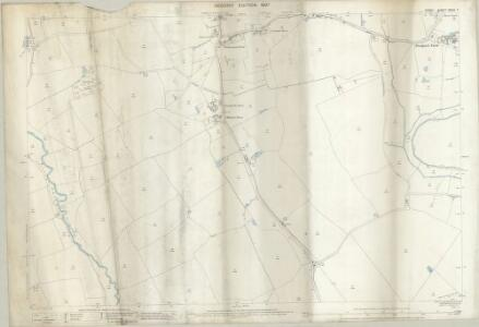 Essex (1st Ed/Rev 1862-96) XXXIII.7 (includes: Felsted) - 25 Inch Map