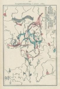 Kriegszusammenhänge I (1618 - 1660)