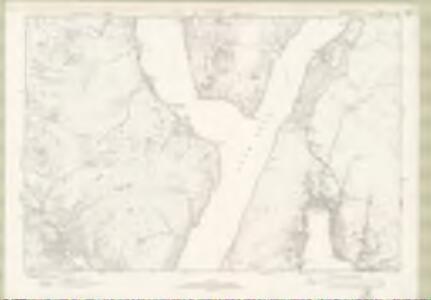 Dunbartonshire Sheet n IX - OS 6 Inch map