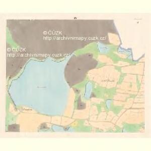 Pistin - c5785-1-004 - Kaiserpflichtexemplar der Landkarten des stabilen Katasters