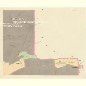 Dobrzegitz - c1204-1-003 - Kaiserpflichtexemplar der Landkarten des stabilen Katasters