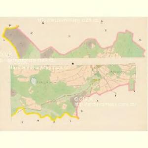 Rossecz - c6534-1-003 - Kaiserpflichtexemplar der Landkarten des stabilen Katasters