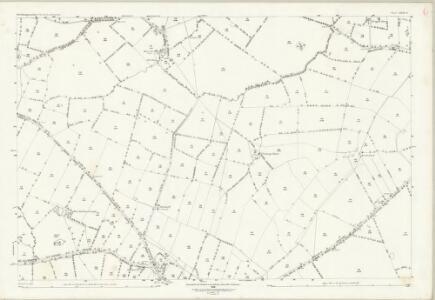 Northamptonshire XXIX.12 (includes: Watford; West Haddon; Winwick) - 25 Inch Map