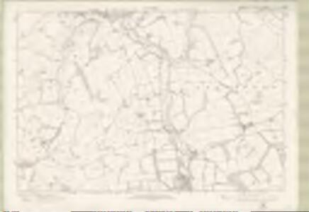 Roxburghshire Sheet n II - OS 6 Inch map