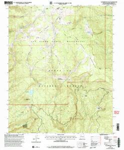 Nacimiento Peak