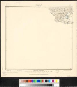 Meßtischblatt 156 : Schönberg, 1922