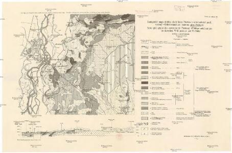 Geologická stavba širšího okolí lázní Piešťan a jejich thermální zřídla