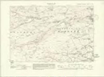 Yorkshire CC.SW - OS Six-Inch Map
