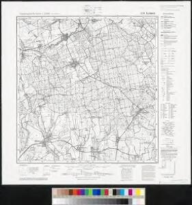 Meßtischblatt 1291 : Kaimen, 1942