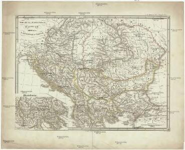 Thracia, Macedonia, Illyricum, Moesia, Pannonia & Dacia
