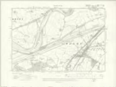 Cheshire XVI.SW - OS Six-Inch Map
