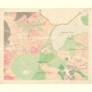 Kobyly - m1226-1-007 - Kaiserpflichtexemplar der Landkarten des stabilen Katasters