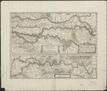Descriptio fluminum Rheni, Vahalis et Mosae a Rheno Berca ad Goricomium usque, comprehendens imperium Noviomagense, Bataviam, Tielae et Bomelii insulas, regionesque conterminas.