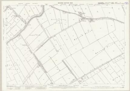 Lincolnshire CXLIX.4 (includes: Tydd St Giles; Tydd St Mary) - 25 Inch Map