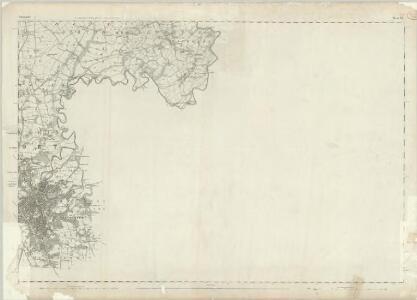 Lancashire CXII - OS Six-Inch Map
