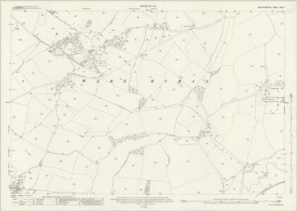 Hertfordshire XXX.5 (includes: Thundridge; Ware Rural; Ware Urban) - 25 Inch Map
