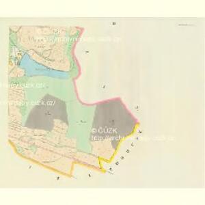 Mohelnitz (Mohelnice) - c4803-1-003 - Kaiserpflichtexemplar der Landkarten des stabilen Katasters