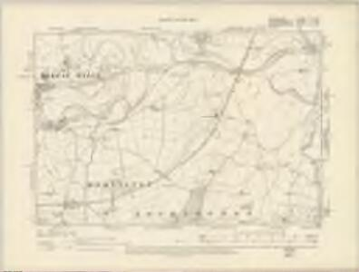 Leicestershire V.SW - OS Six-Inch Map