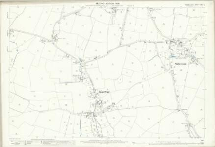Sussex LXXIII.6 (includes: Sidlesham) - 25 Inch Map