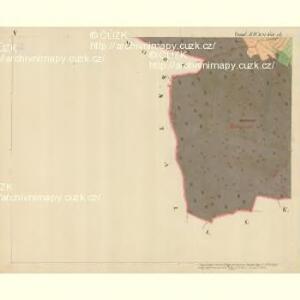 Stoitzen - m2885-1-005 - Kaiserpflichtexemplar der Landkarten des stabilen Katasters