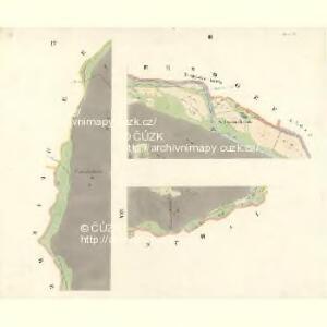 Sponau (Spalow) - m2820-1-003 - Kaiserpflichtexemplar der Landkarten des stabilen Katasters