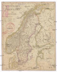 Schweden, Norwegen und Dänemark