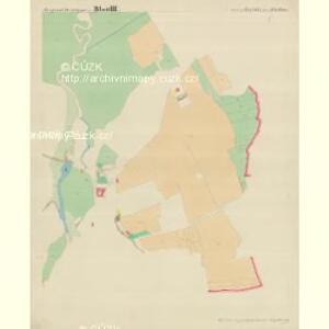 Bistritz - c0723-1-006 - Kaiserpflichtexemplar der Landkarten des stabilen Katasters