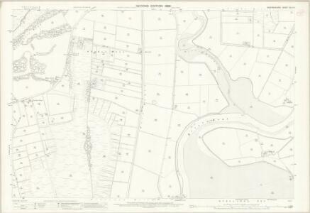 Westmorland XLII.10 (includes: Crosthwaite And Lyth; Heversham; Levens; Witherslack) - 25 Inch Map