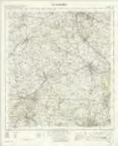 Stafford - OS One-Inch Map